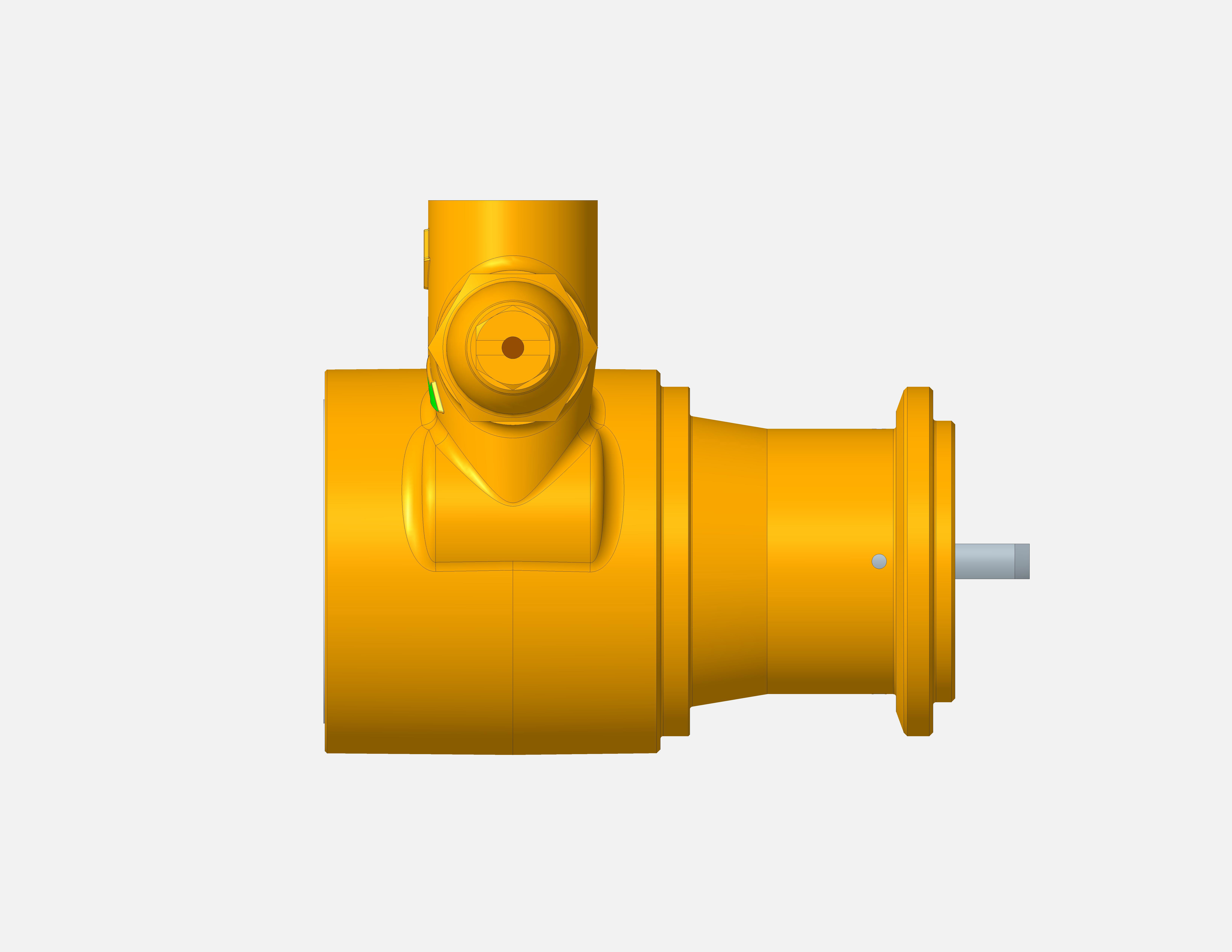 Rotary vane pump - Fluid-o-Tech