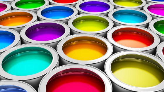 Farben und Druckfarben