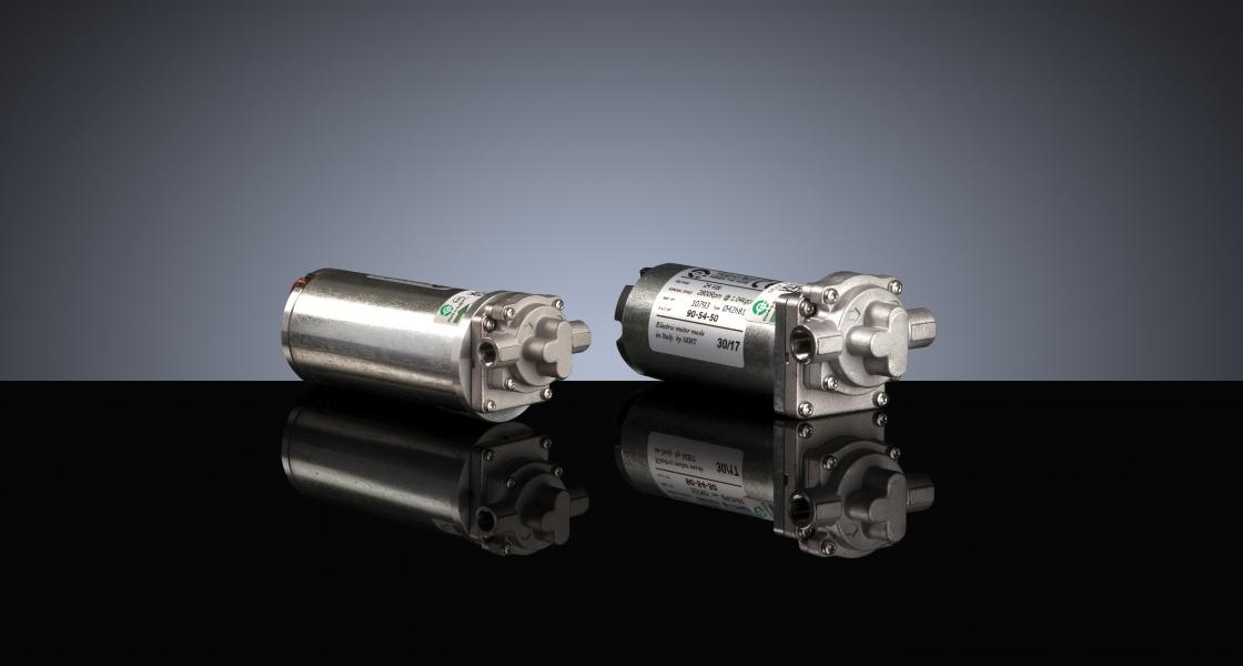 Neue Pumpen-Motor-Einheit <br> DGD PRO