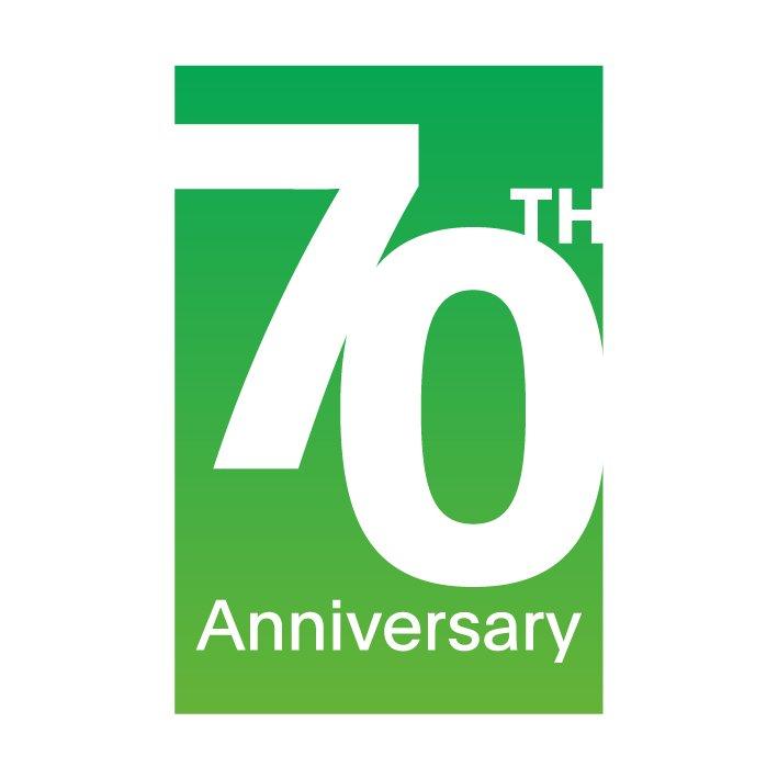 70° ANNIVERSARY